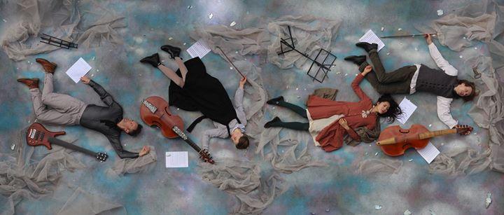 """Elya Yalonetski """"Blick in den Himmel"""" // Ausstellungseröffnung"""